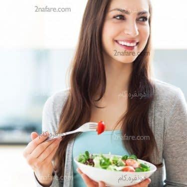 تغذیه مناسب سن