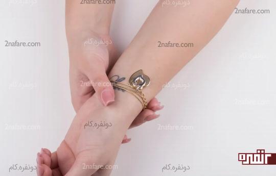 جواهرات رو با رنگ پوستتون مطابقت بدید