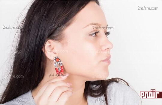 جواهرات رو متناسب با رنگ چشم تون انتخاب کنید