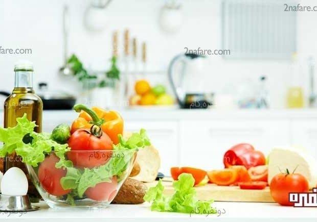 روش های نگهداری صحیح از مواد غذایی برای ماندگاری بیشتر