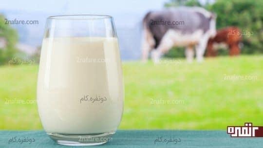 شیر ارگانیک