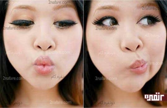 حالت های اغراق آمیز چهره برای سفت کردن ماهیچه های صورت اثرگذاره
