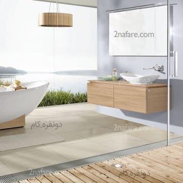 نکات مهم در طراحی فضای حمام