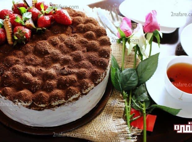 کیک تیرامیسو