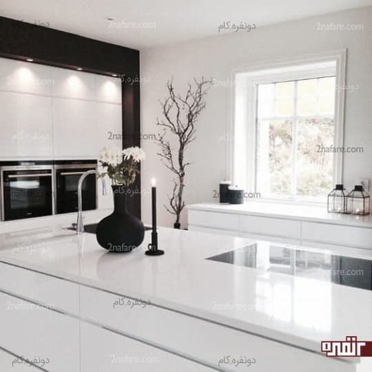 آشپزخانه ای به سبک اسکاندیناوی