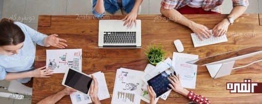 ارائه خدمات بازاریابی آنلاین
