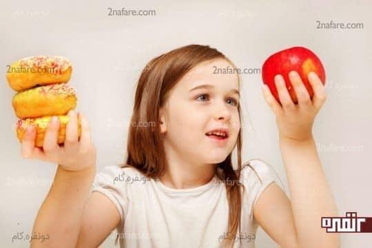 افزودن رژیم غذایی سالم به برنامه غذایی تون