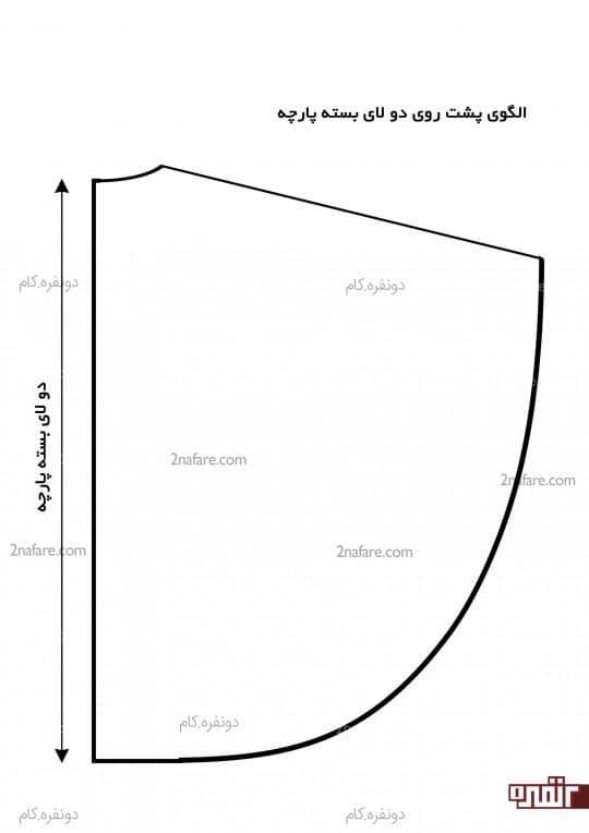 الگو پانچو مرحله 4
