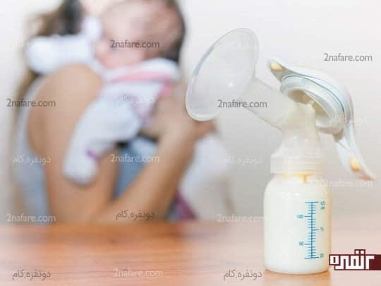 برای گرم کردن شیر از ماکروفر استفاده نکنید