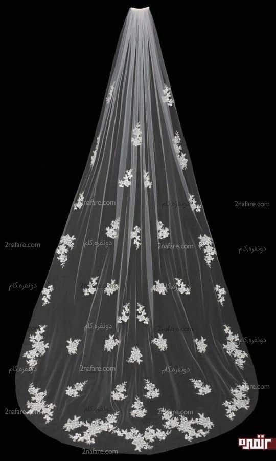 تور عروس بلند