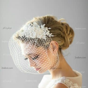 تور عروس کوتاه