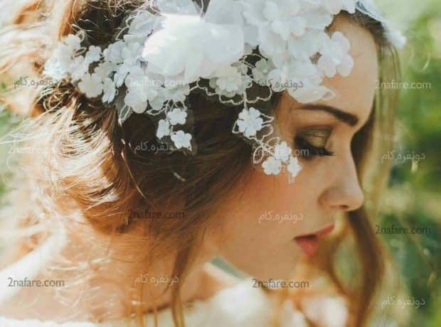 تور عروس خاص