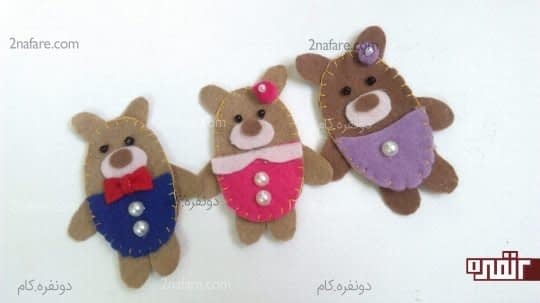 خرس های انگشتی