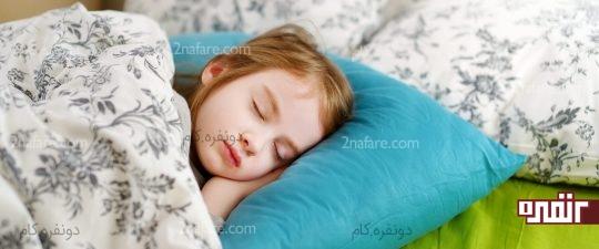 خواب کافی و کاهش استرس
