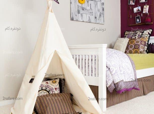 خونه ای کوچیک برای فرزند شما