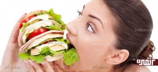 رژیم غذایی متوازن