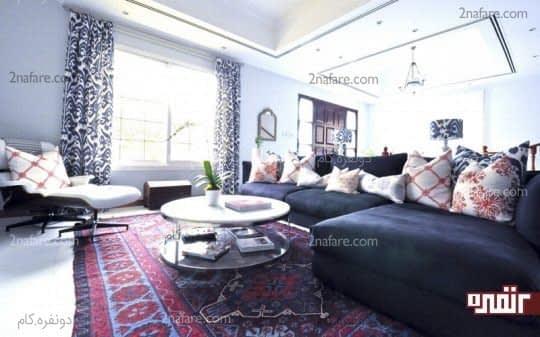 سازگاری فرش های شرقی با سبک های متفاوت