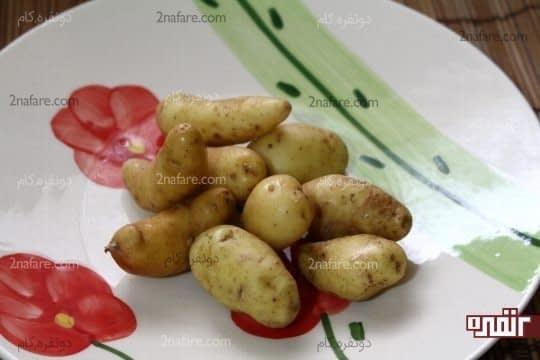 سیب زمینی استامبولی