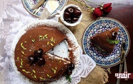 شارلوت کیک 1