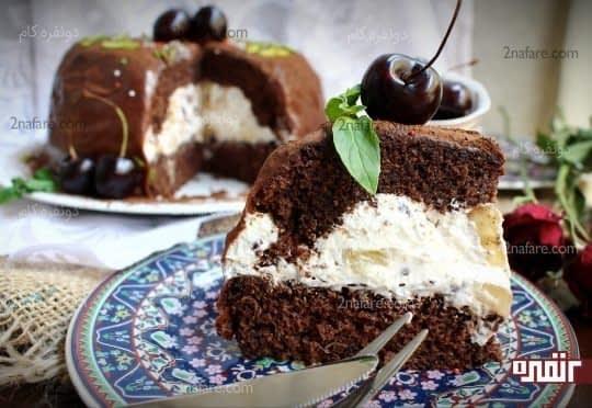 شارلوت کیک 2