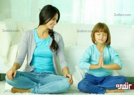 مدیتیشن و مراقبه ی ذهنی از طریق تمرکز