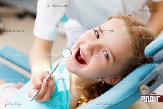 مراجعه منظم به دندان پزشکی