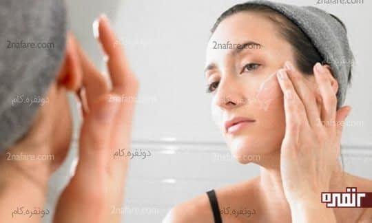 مراقبت از پوست در دوران بارداری لزوما نباید قطع بشه
