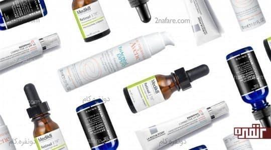 مواد تشکیل دهنده محصولات آرایشی بهداشتی رو حتما چک کنید