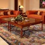 فرش دستبافت ایرانی با هر دکوراسیونی همخوانی دارد