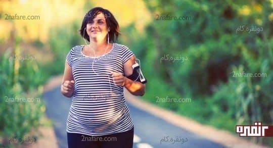 پیاده روی از بهترین ورزش ها در دوران بارداری