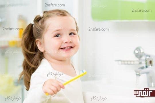 چطور از سلامت دهان و دندان فرزندانمون مطمئن بشیم؟