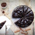 طرز تهیه کیک شکلاتی ساده مرحله به مرحله