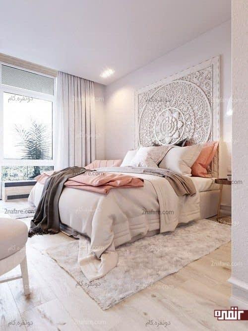 یک قطعه ی هنری زیبا و جذاب برای اتاق