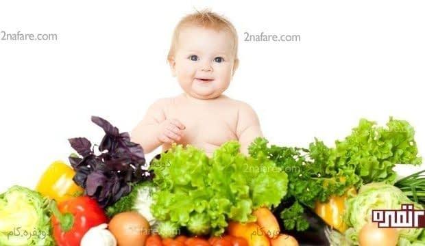 6 غذای سبز و سالم که باعث کاهش وزن میشود