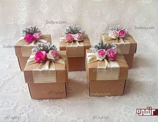 باکس های زیبا و جذاب