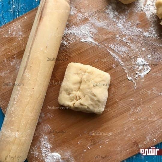 بستن خمیر