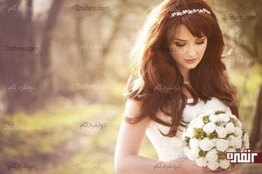 تاثیر مدل مو در زیبایی عکس