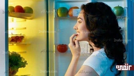 خوراکی هایی برای کاهش اشتها و سیری طولانی مدت