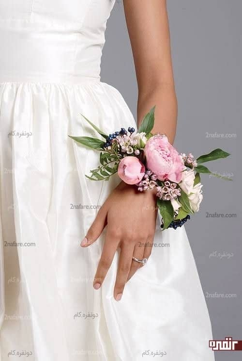 دسته گل مچی عروس