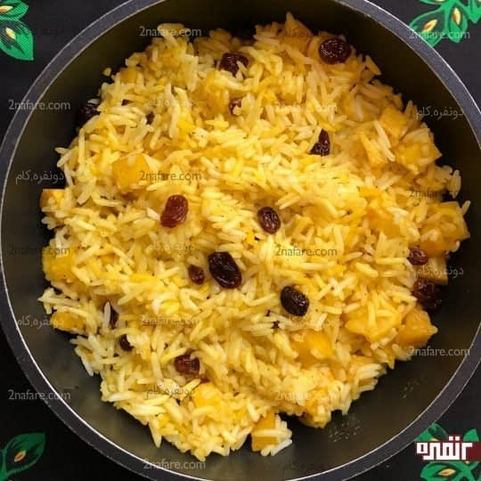 دم گذاشتن برنج