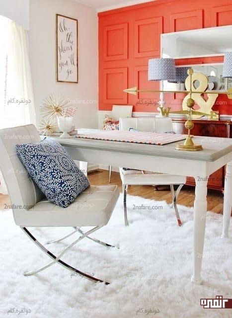 رنگ های شاد و جذاب یک اتاق زیبارو میسازه