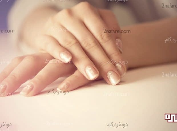 روشن کردن پوست دست