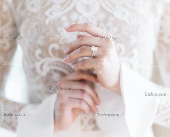 شیک ترین و جدیدترین مدل های حلقه و انگشتر عروس