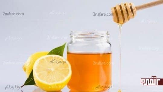 لیمو و عسل