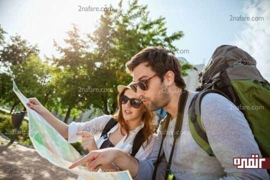 مسافرت بهترین راه برای شناخت همسر قبل از ازدواج