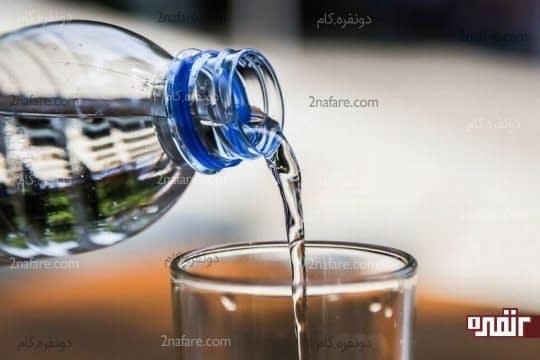 نوشیدن آب قبل از غذا