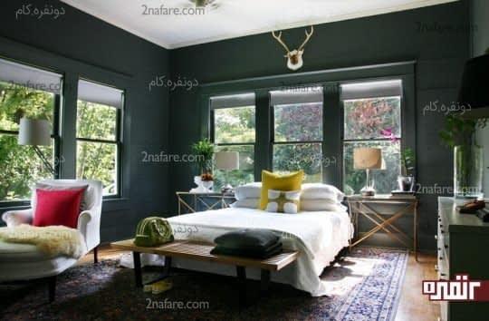 پوشش کرکره برای پنجره ها