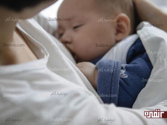 اختلالات خواب در کودکان میتواند از عوارض مصرف بیش از اندازه ی کافئین توسط مادران باشد