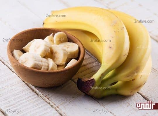 افزایش میل جنسی و تقویت بدن با مصرف موز