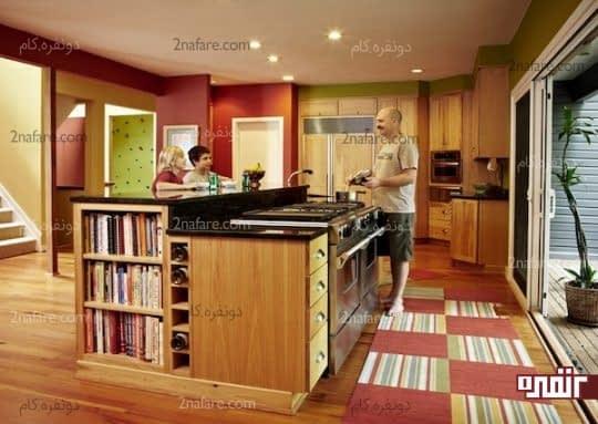 انتخاب رنگی مناسب برای فرش متناسب با شیوه ی زندگیتان